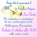25° Professione Religiosa
