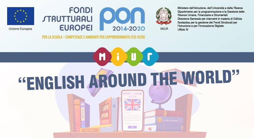 """""""English around the world"""""""